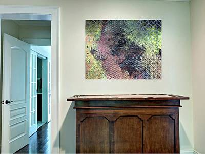 Photograph - Hallway With Form Emerging by Dorothy Berry-Lound