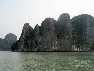 Photograph - Halong Bay 1 by Randall Weidner