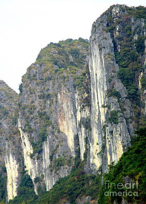 Photograph - Halong Bay 10 by Randall Weidner