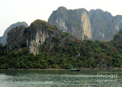 Photograph - Halong Bay 2 by Randall Weidner
