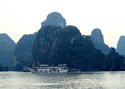 Photograph - Halong Bay 4 by Randall Weidner