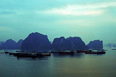 Photograph - Halong Bay 4 by Ron Kandt