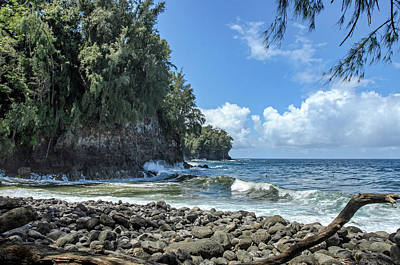 Photograph - Hamakua Coast by David Lawson