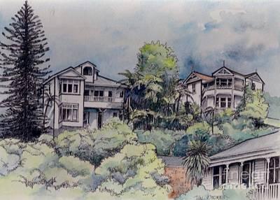 Hamilton Nz-riverview Homes Original by Val Stokes