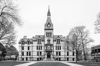 Photograph - Hamline University Old Main by University Icons