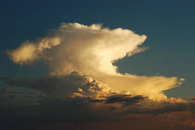 Photograph - Hammerhead Cloud by Cheryl Fecht
