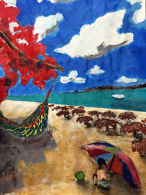 Painting - Hammock Beach Resort by Dilip Sheth