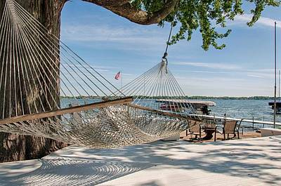 Photograph - Hammock Haven by Gene Sherrill