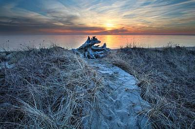 Photograph - Hammonasset State Park by Andrea Galiffi