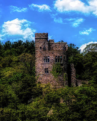 Photograph - Hammond Castle by Mike Braun