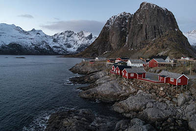 Photograph - Hamnoy In Lofoten by Frank Olsen