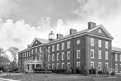 Special Occasion Photograph - Hampden Sydney College Bortz Library by University Icons