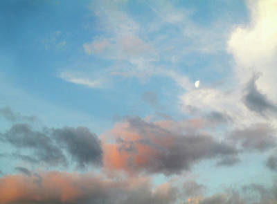 Hampshire Sky Art Print