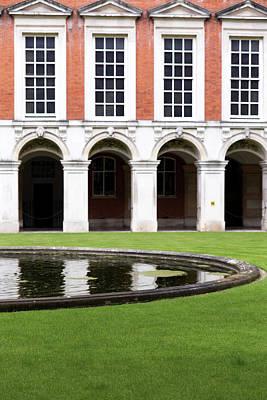 Photograph - Hampton Court by Lora Lee Chapman