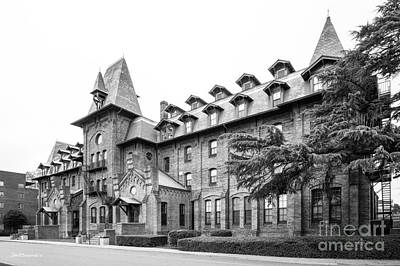 Special Occasion Photograph - Hampton University Virginia- Cleveland Hall by University Icons
