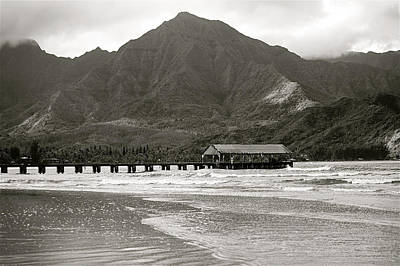 Hanalei Bay Art Print by Kicka Witte - Printscapes