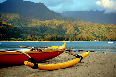 Photograph - Hanalei by Debi Demetrion