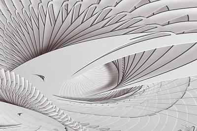 Digital Art - Hancock by Warren Lynn