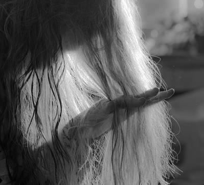 Photograph - Hand by Jarmo Honkanen