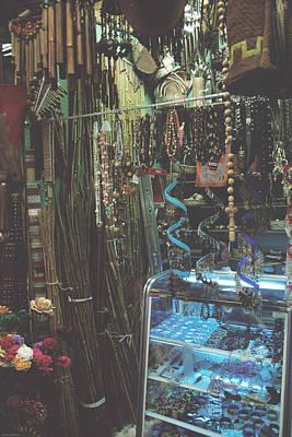 Photograph - Handicraft Store by David Cardona