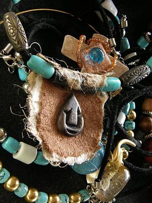 Wall Art - Jewelry - Handmade Necklaces by Shannon Story