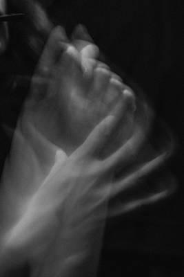Photograph - Hands by Ana Leko Nikolic
