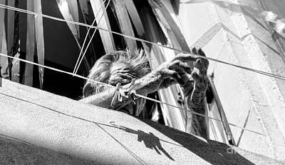 Photograph - Hands Frenchman Balcony  by Chuck Kuhn