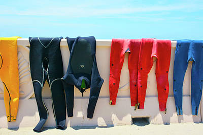 Photograph - Hang Ten by Jennifer Wright