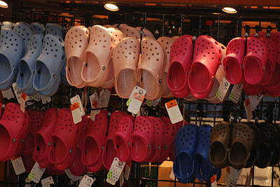 Hanging Crocs Original