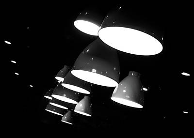 Photograph - Hanging Lamps by Dutourdumonde Photography