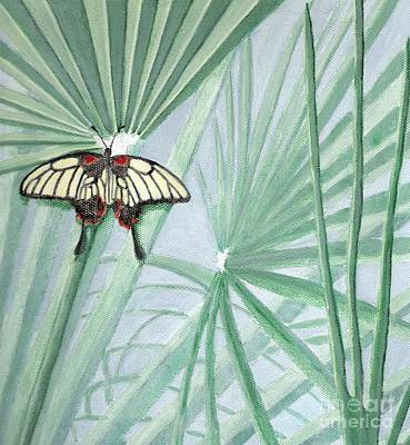 Painting - Hanging On by Sandra Neumann Wilderman
