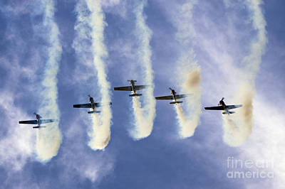 Warcraft Photograph - Hanging On The Sky  by Angel Ciesniarska