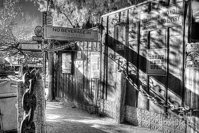 Photograph - Hanging Out At Greasewood Flat by Marianne Jensen