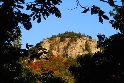 Photograph - Hanging Rock Dome by Kathryn Meyer