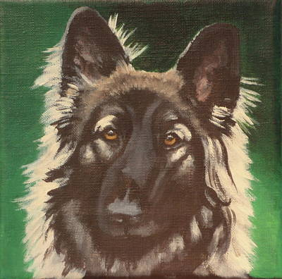 Painting - Hank by Carol Russell