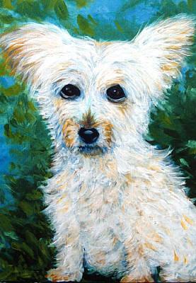 Painting - Hannah by Sharon Casavant