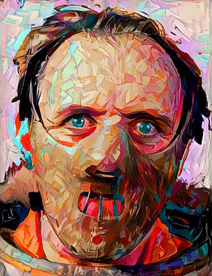 Painting - Hannibal by Paul Van Scott