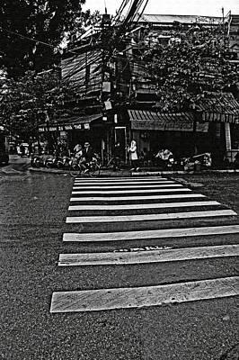 Colorful Photograph - Hanoi by Paul Rausch