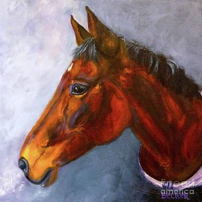 Hanoverian Painting - Hanoverian Bay by Susan A Becker