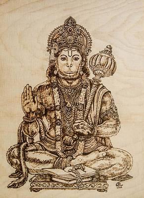 Hanuman Original by Olev Luik