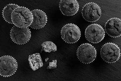 Photograph - Happiness Is Only A Cupcake Away by Yvette Van Teeffelen