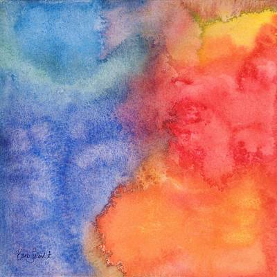 Painting - Happy Accident by Barb Toland