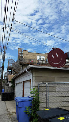 Photograph - Happy Alley by Zac AlleyWalker Lowing