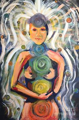 Painting - Happy And Balanced by Tonya Henderson