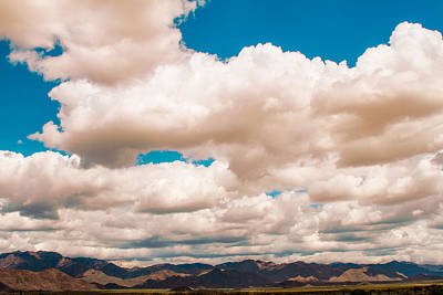 Photograph - Happy Arizona Clouds by Bonnie Follett