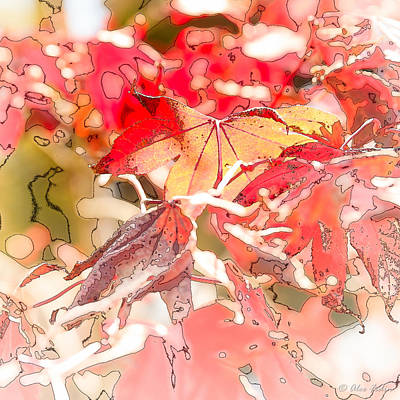 Happy Autumn Art Print