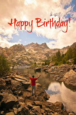 Photograph - Happy Birthday 4 by Sherri Meyer