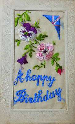 Photograph - Happy Birthday by Betty-Anne McDonald