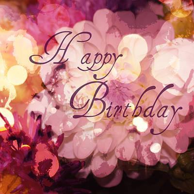 Pdx Art Digital Art - Happy Birthday by Cathie Tyler