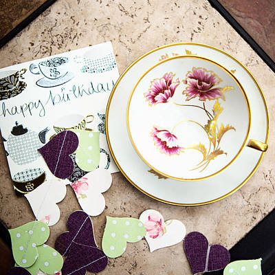 Photograph - Happy Birthday by Rebecca Cozart